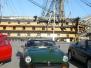 1009 visits HMS Victory 2005